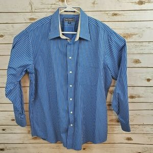 Paul Fredrick Imperial 100S Two-Ply 17/35 Shirt